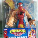 Spiderman & Friends Super Heroes Sand Box Digger Action Figure