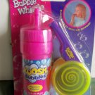 Koosh Bubbles Bubble Whistle