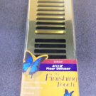 "Accord Deluxe 4""x12"" Floor Diffuser - Gold Color"