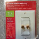 On Q Legrand 6.1 Home Theater Expansion Kit