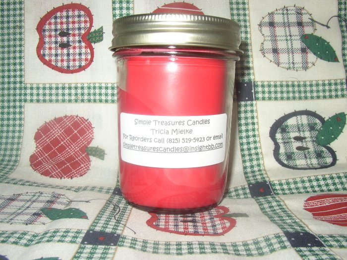 8 oz Jar Candle