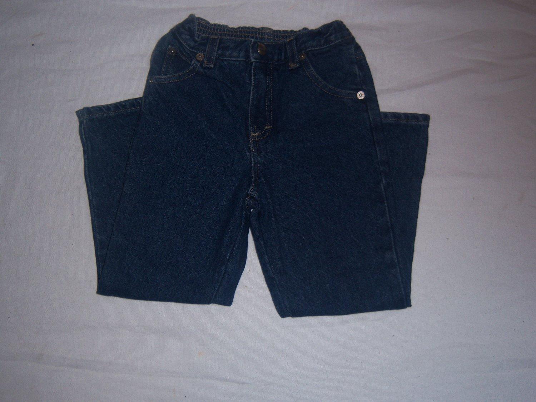 U R IT Todler Girl's Dark Wash Jeans Size 4T New