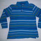 GREENDOG LITTLE BOYS BLUE STRIPED SHIRT SIZE 5