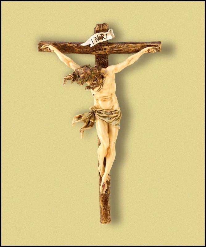 Classic reanaissance crucifix