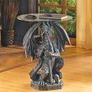 Guarding dragon table