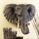 noble elephant wall decor