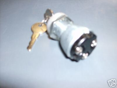 Universal On/Off Ignition Switch for Forklift #40053