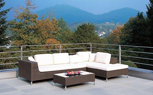 Outdoor Sofa - L shape