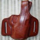 Tagua Leather Thumb Break Belt Slide Holster for S&W BODYGUARD 380