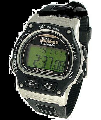 TIMEX IRONMAN TRIATHLON DIGITAL RESIN MENS WATCH H5Y922