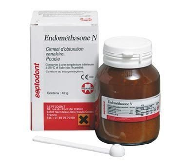 Endomethasone N Zinc oxide eugenol-based endodontic cmt