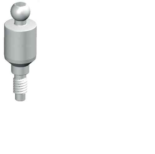 5 Dental Ball Attachments for implant