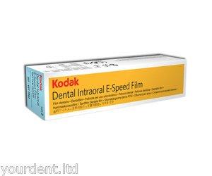 Dental Kodak Intraoral E-Speed Film E-150 - FREE SHIPPING