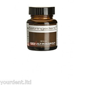 Dental Astringedent 30ml  15.5% Ferric Sulfate by Ultradent  - Free Shipping