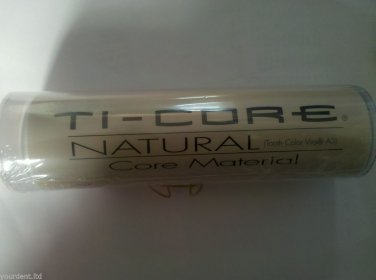 Dental Ti-Core Core Material by EDS (Gray or Natural)  - Free Shipping
