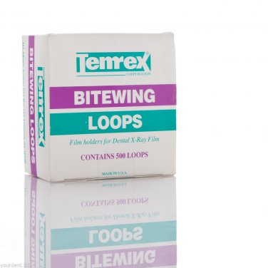 Dental Bitewing Loops by TERMEX Adult Size
