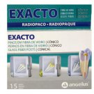 Dental Angelus Exacto Glass Fiber Post Exact Kit 15 Pins
