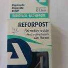 Dental Glass Fiber Posts 1.3mm Dia. Radiopaque 5 Units ANGELUS Reforpost Ref 722