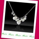Feminine Elegant Ceramics 47cm Collar Necklace (zz.101)