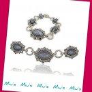 Royal Style Glamorous Imitation Gemstones 19.5cm Bracelet (ref zz.107)