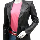 Stylish Fashion Victoria Beckham Leather Jacket