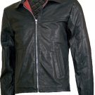 Biker Layer Cake Leather Jacket