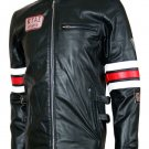 Black M.D. Gregory House Leather Jacket