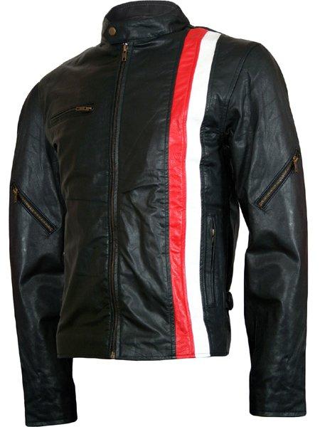 Cyclops Biker Style X-men Leather Jacket