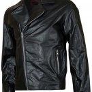 Ghost Rider Biker Nicolas Cage Leather Jacket