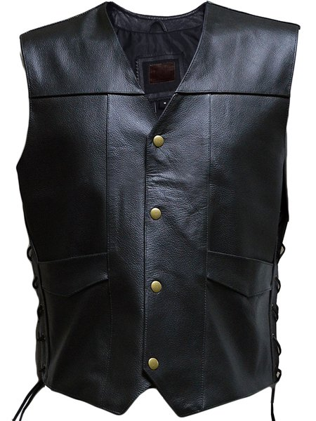 The Walking Dead - Daryl Dixon Leather Vest