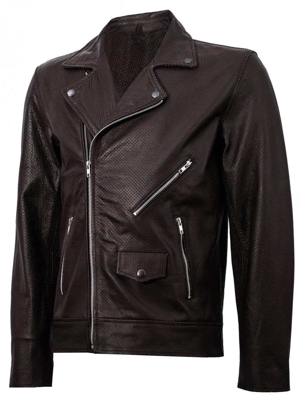 Summer Jacket - Double Rider Leather Jacket