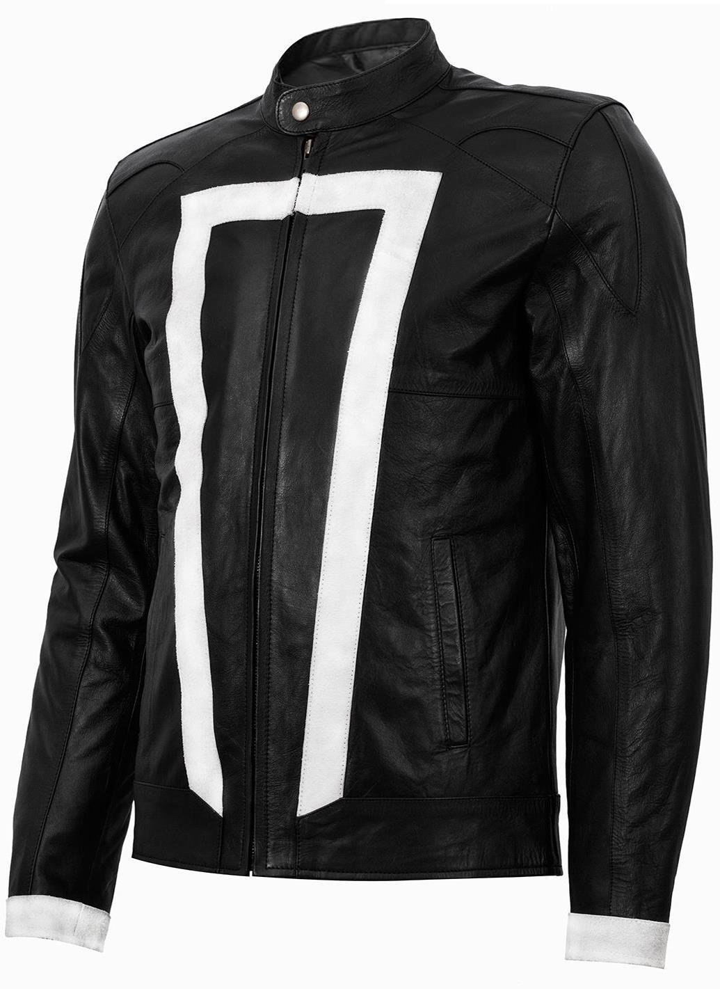 Agents of the Shield Ghost Rider Costume Jacket