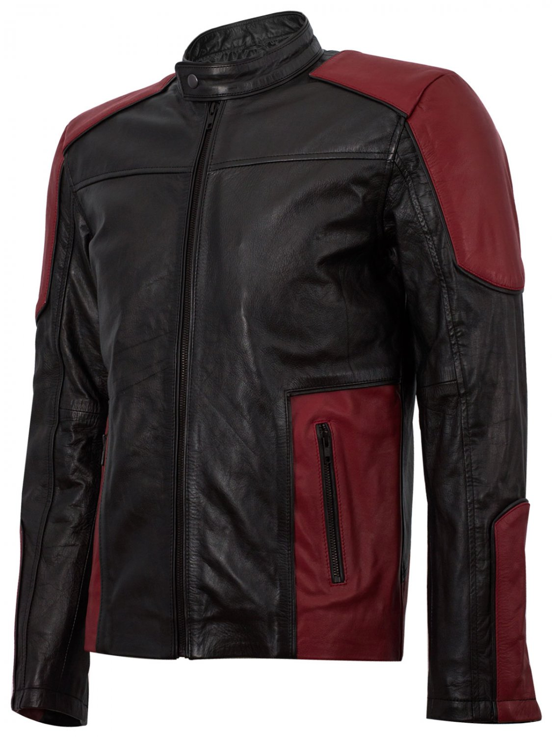 Suicide Squad Will Smith Cosplay Deadshot Leather Costume Jacket