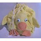 Children's Bath Pouch Duck
