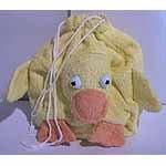 Children's Bath Pouch Duck