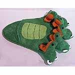 5 Finger Aligator Puppet Mitt