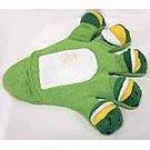 5 Finger Frog Puppet Mitt