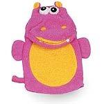 Bath Mitt Friend - Hippo