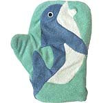 Children's Bath Mitt - Dolphin