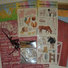 Farm 12x12 scrapbook kit