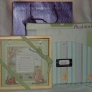 Classic Pooh Gift Set with 8x8 premade album