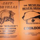 TORTILLA COOKBOOK home made mexican RESTAURANT tacos
