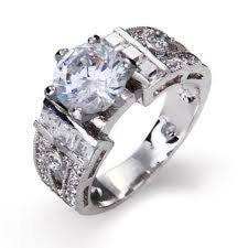 1.5 Carat Camille's Engagement Ring