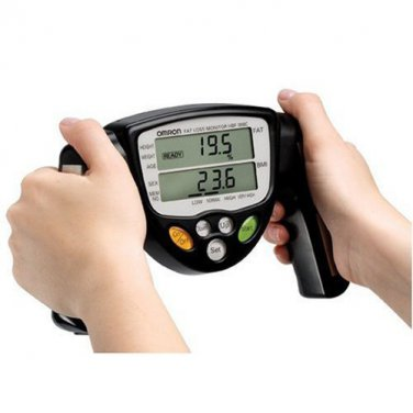 Omron HBF-306C Fat Loss Monitor with Two Modes (Black)