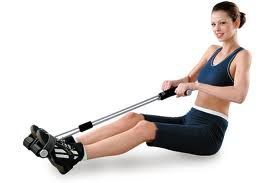 Abs Rower Plus