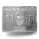 USA Olympic Games Vintage Bergamot Belt Buckle