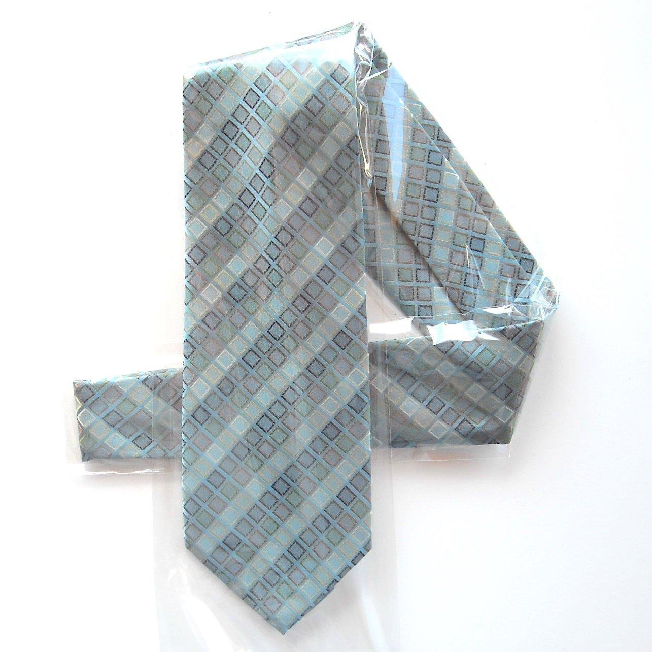 Ron Chereskin Square Box Symmetrical Necktie Tie