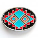 Native American Design Great American Gap Belt Buckle