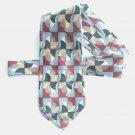 Vintage Monterey Bay Mens Silk Necktie Tie