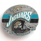 Jacksonville Jaguars Team NFL Siskiyou Pewter Belt Buckle